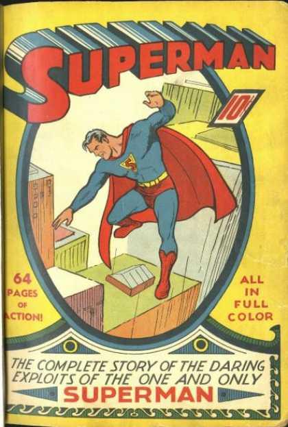 Il primo Superman