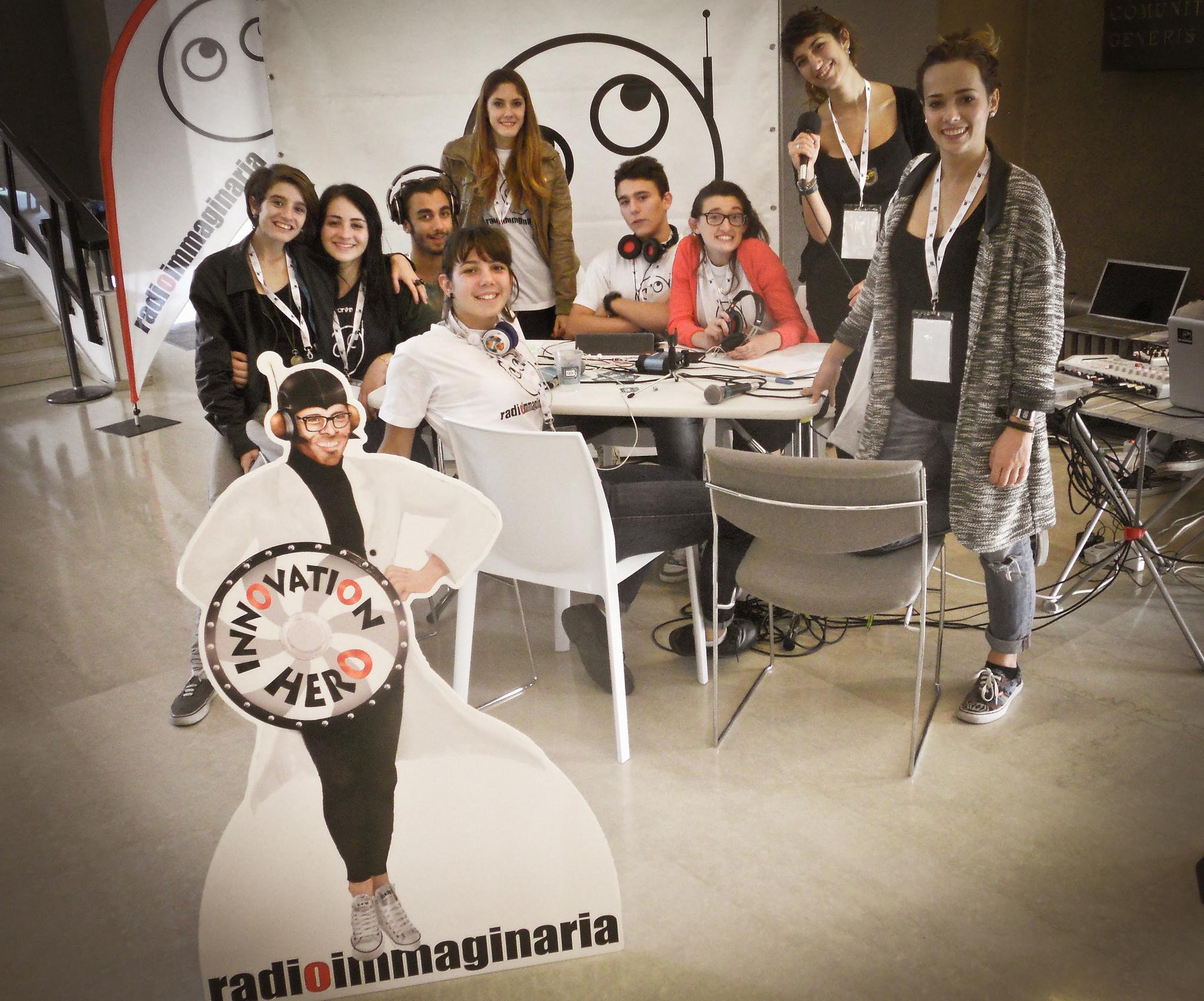 RADIOIMMAGINARIA_team