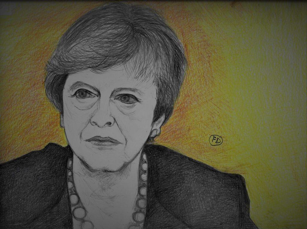 chi è Theresa May