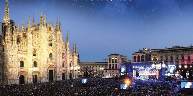 Radio Italia Live concerto