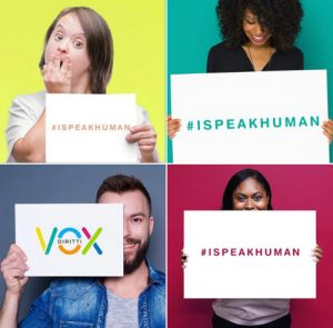 vox contro l'odio on line #ISpeakHuman