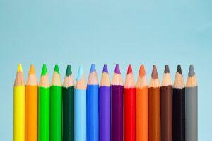 matite colori