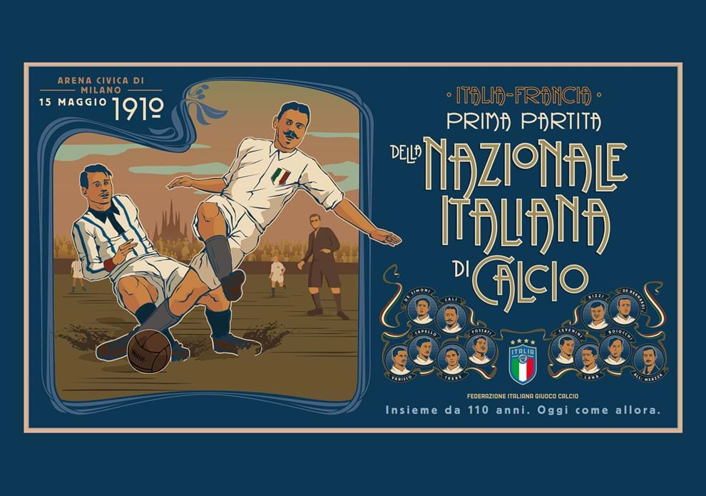110 anni Italia