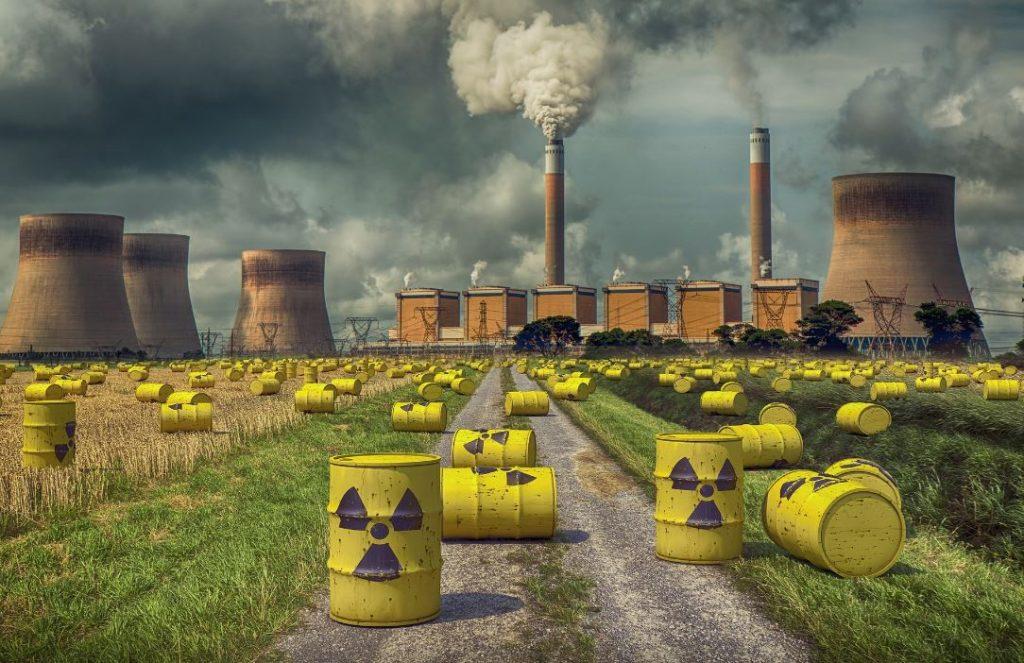 centrale nucleare il disastro di Fukuscima