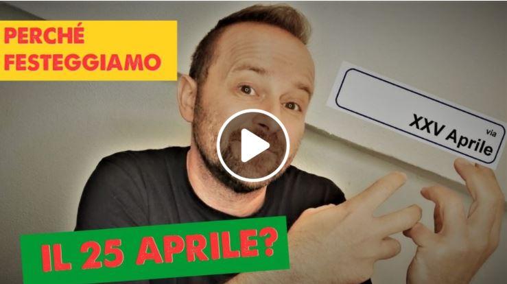 25 aprile spiegato ai ragazzi
